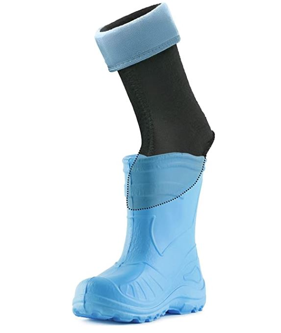 Chaussettes polaires pour bottes de pluie