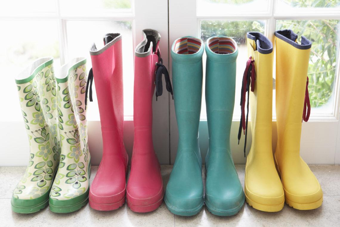 Comment choisir ses bottes de pluie