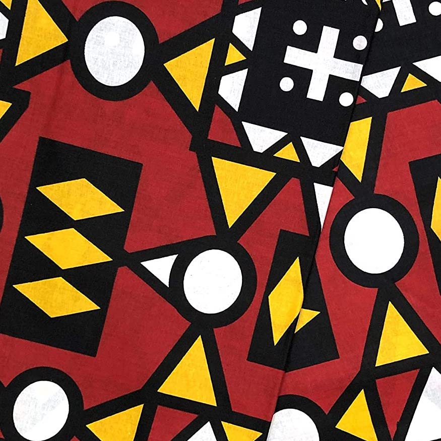 pagne formes géométriques