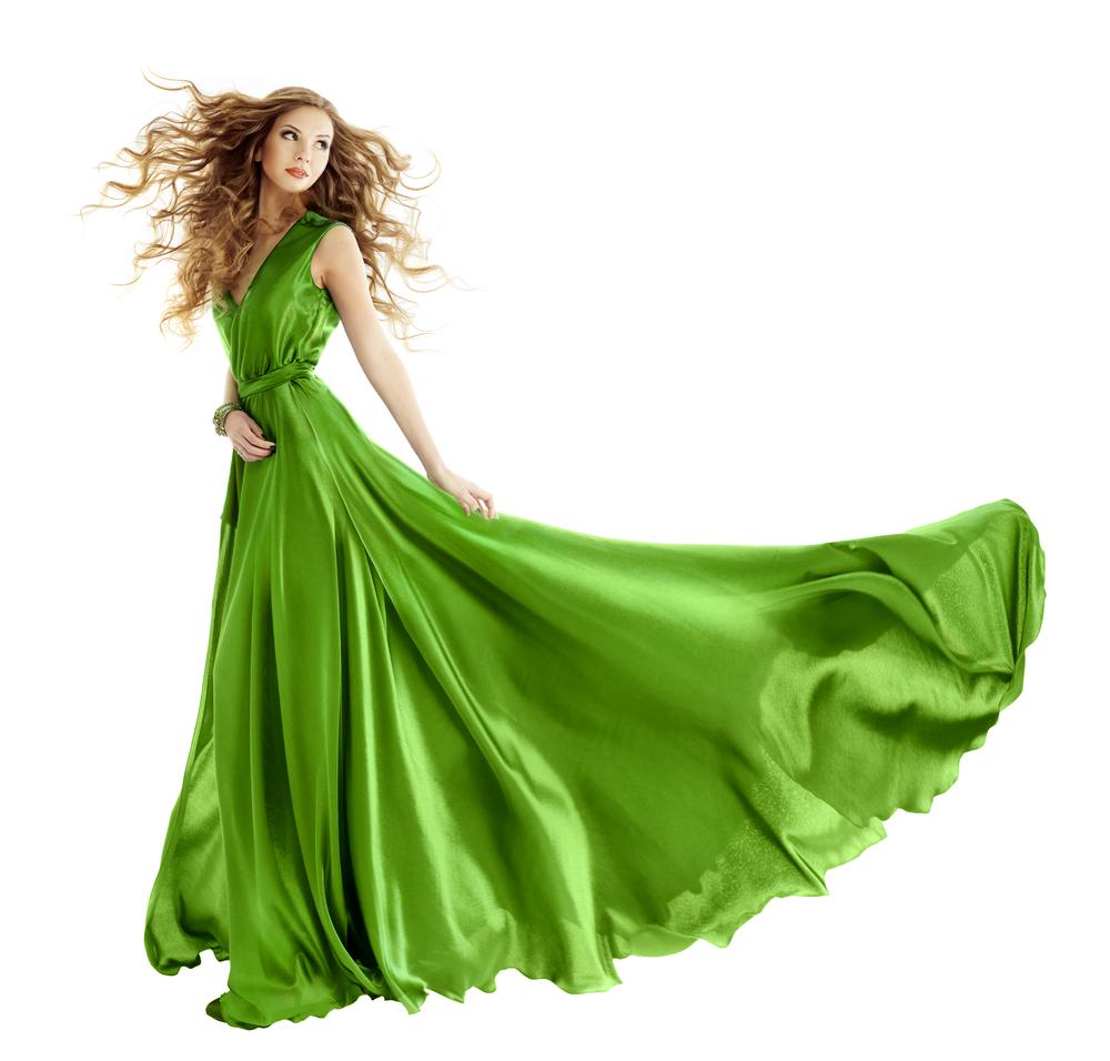 robe de soirée voluptueuse